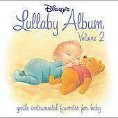 Disneys Lullaby Album, Vol. 2 by Disney CD, Mar 2005, Walt Disney