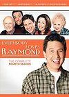 Everybody Loves Raymond   The Complete Fourth Season DVD, 2005, 5 Disc