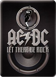 AC DC Let There be Rock DVD, 2011, 30th Anniversary Limited Edition