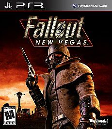 Fallout New Vegas Sony Playstation 3, 2010