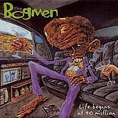 Life Begins at 40 Million by Bogmen The CD, Sep 2003, Arista
