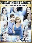 Friday Night Lights   The Second Season (DVD, 2008, 4 Disc Set)
