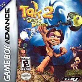 Tak 2 The Staff of Dreams (Nintendo Game Boy Advance, 2004)