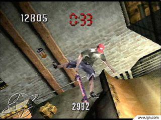 Tony Hawks Pro Skater Nintendo 64, 2000