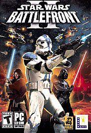 Star Wars Battlefront II PC, 2005