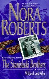 The Stanislaski Brothers by Nora Roberts 2000, Paperback