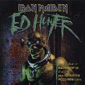 Ed Hunter Box ECD by Iron Maiden CD, Sep 1999, 3 Discs, Portrait