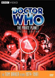 Doctor Who   The Pirate Planet DVD, 2009, Special Edition