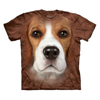 THE MOUNTAIN BEAGLE SIZE SMALL CUTE PUPPY DOG PET MANS BEST FRIEND T