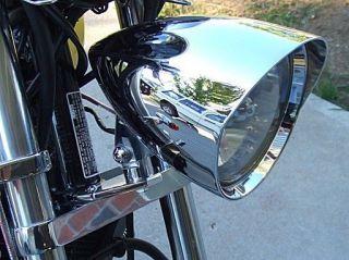HM1 Headlight MOUNT Suzuki Intruder 700 750 800 1400 Maurader VZ800