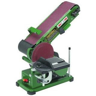 Combination 4 x 36 Belt/6 Disc Sander. Sand smoothly with this