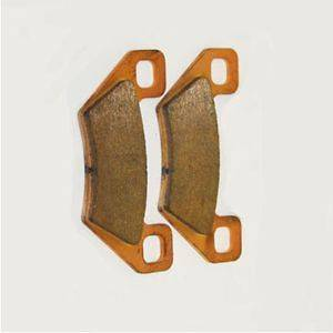 arctic cat 700 atv front brake pads 2006 2010 time