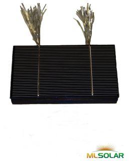 150 solar cell full tabbed for diy solar panel 270