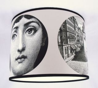 12 cole son fornasetti wallpaper lampshade time left $ 120