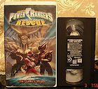 MIGHTY MORPHIN POWER RANGERS Friends Forever tv show RARE VHS