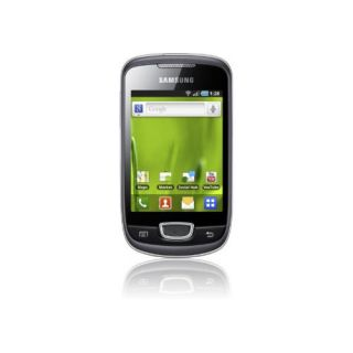 SAMSUNG GALAXY MINI S5570 SIM FREE MOBILE PHONE   UNLOCKED GREY