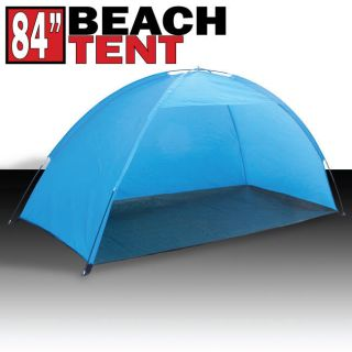 Newly listed NEW Portable Pop Up Cabana Beach Shelter Infant Sand Tent
