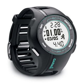 Newly listed Garmin Forerunner 210 Watch & GPS with Heart Rate Monitor