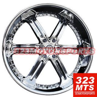 24 inch rims wheels FORD GMC YUKON VERSANTE VE226 WHEELS RIMS 6X139