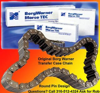 new chevy jeep np207 231 233 hd transfer case chain