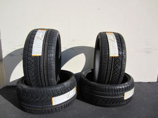 235 30 20 / 265 30 20 2 of ea Continental Extreme Contact DWS tires