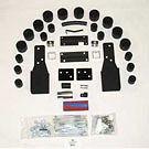 192. 98 04 Chevy S10 P/U GMC S15 Sonoma 2 inch Body Lift Kit