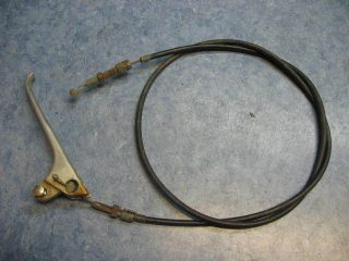 brake lever cable 1975 harley davidson sx125 sx 125 time
