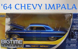 newly listed 1964 chevy impala lowrider blue brand new time