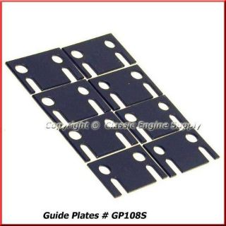 Guide Plates Ford 302 351W 289 5.0L Windsor 351 sb Small Block Pushrod