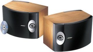 Bose 301 Black (Pr) Series V Direct Reflecting Bookshelf Speakers