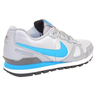 Men Nike AIR WAFFLE TRAINER 429628 099 COOL GREY/WHITE/BLACK/SOAR