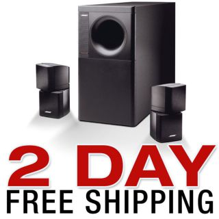 new bose acoustimass 5 series iii speaker system black free
