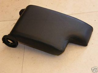bmw e46 arm rest armrest cover genuine leather cover from