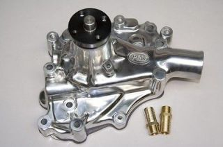 Hot Rod Harry Ford 302 351W High Performance Aluminum Water Pump