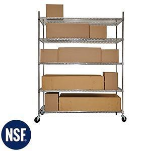 Plano Shelving 4 Shelf Garage Home Tools Storage Laundry Room Home