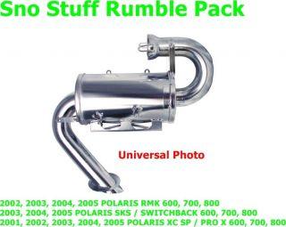 2001 2005 POLARIS 600 700 800 XCSP RMK SKS SWITCHBACK PRO X RUMBLE