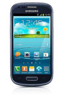 Samsung Galaxy S III i8190 Mini Blue , GT i8190 S3 Mini ,4.1 Jelly