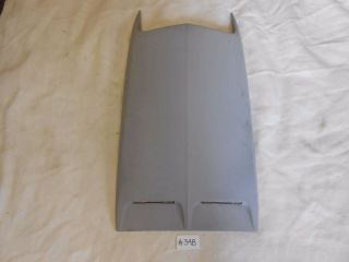 69 70 mustang hood scoop with lights bolt on used
