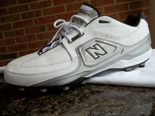 nwob mens new balance 790 football cleats size 18 time