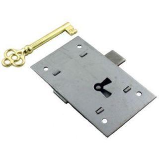 Newly listed L 2 FLUSH MOUNT CABINET DOOR LOCK & SKELETON KEY