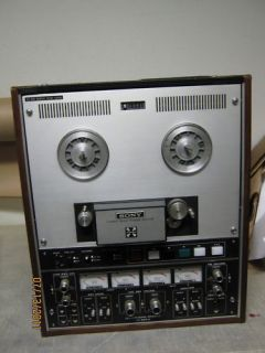 sony reel to reel player in Reel to Reel Tape Recorders