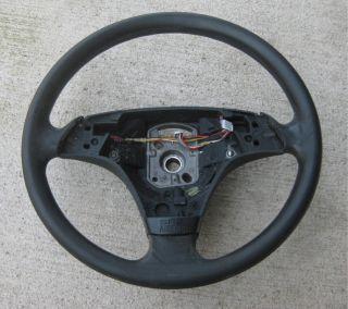 2000 bmw e46 sport 3 spoke steering wheel 323 328