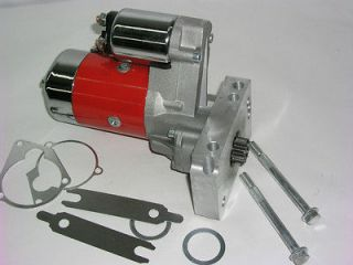 sbc bbc chevy 3hp starter red # wpm 3hp 01