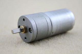 12v dc 120rpm powerful high torque gear box motor from