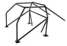 Roll Bars and Cages, 10 Point, 68 78 Chevy Nova   Ventura