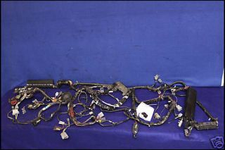 89 FORD MUSTANG BODY WIRING HARNESS 5.0 302 ENGINE GT & LX HATCH