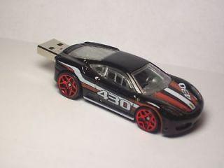 Custom Ferrari F430 Challenge Hot Wheels USB Flash Jump Drive 8GB