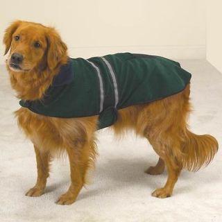 Casual Canine Reflective FLeece warm pet DOG Coat Winter Jacket
