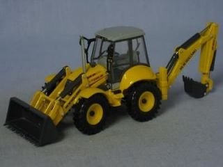 Newly listed ROS 150 Diecast New Holland Backhoe Loader LB115.B MIB