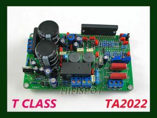 class 50 150w ta2022 audio power amplifier board kit